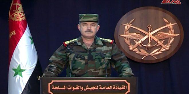 بيان: الجيش السوري يدخل منبج والكرملين يرحب