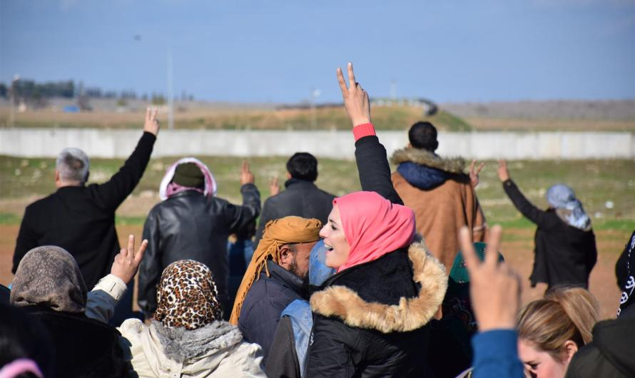 الاكرد في سوريا يتجهون نحو الوحدة بخطوات ثابتة في ظل تحديات كبيرة