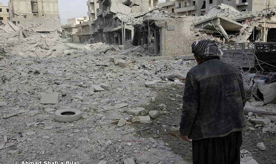 ضحايا في تجدد قصف القوات التركية لقرى بريف حلب