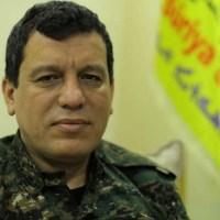 مظلوم عبدي: قد نقبل بدور تركي في المنطقة الآمنة بعمق 5 كم شريطة الانسحاب الكامل من عفرين