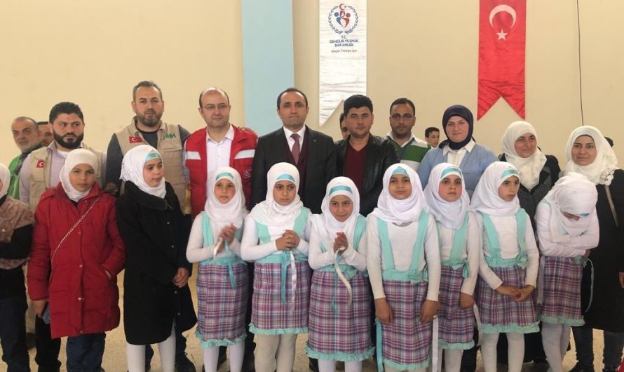 مظاهر من الغزو الثقافي التركي في شمال سوريا