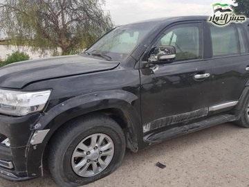 نجاة قائد عسكري من عملية اغتيال بعبوة ناسفة استهدفت سيارته في منبج شرقي حلب