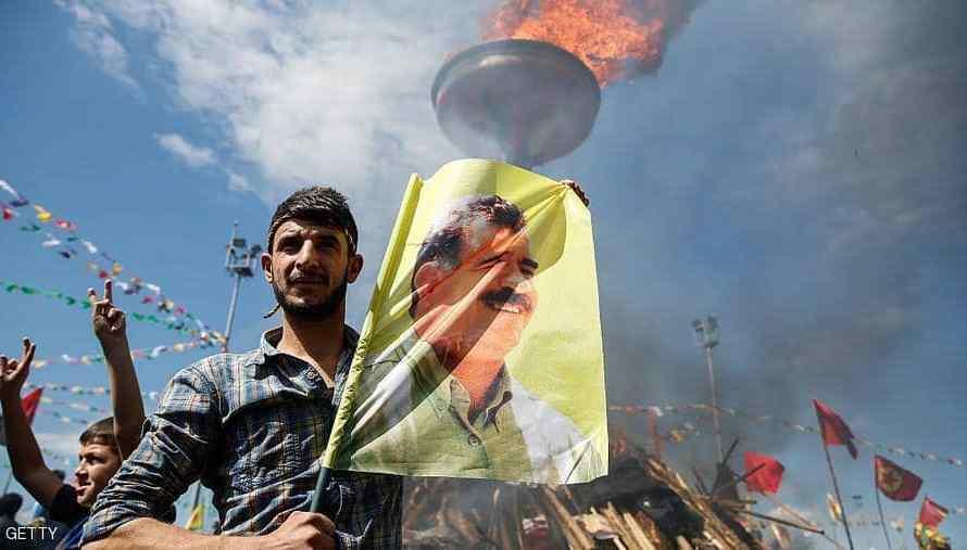 """أوجلان يدعم المفاوضات بين """"قسد"""" و""""تركيا"""" لانهاء الصراع شمال سوريا"""
