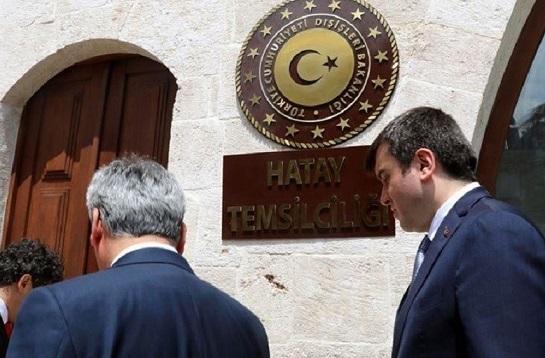 الخارجية التركية تفتتح مكتبا تمثيليا لها قرب حدود سوريا