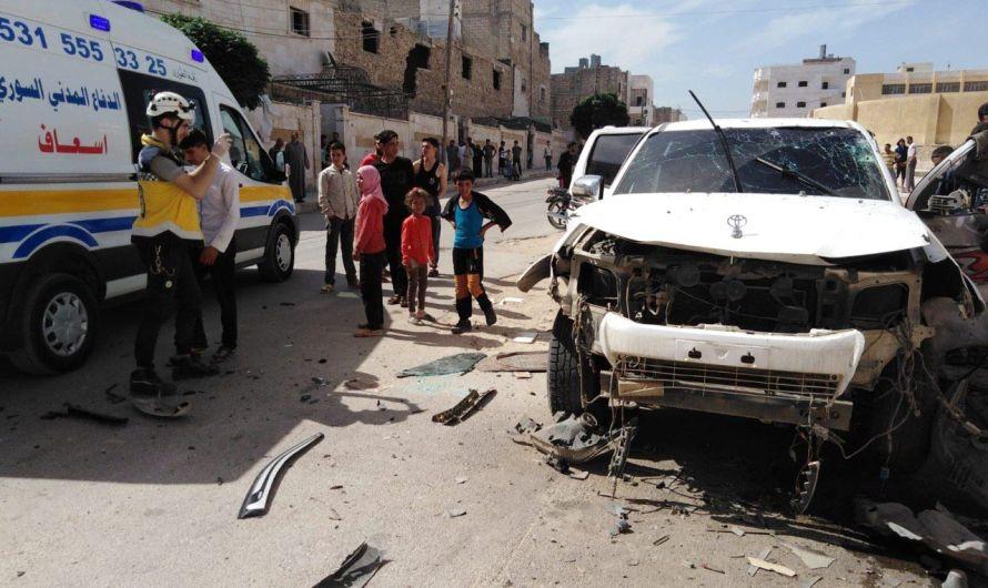 ضمن حالة الفلتان الأمني.. تجدد التفجيرات في مناطق خاضعة لتركية شمال سورية