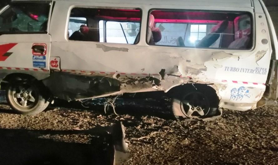 إصابة شخصين في انفجار عبوة ناسفة في مدينة الطبقة