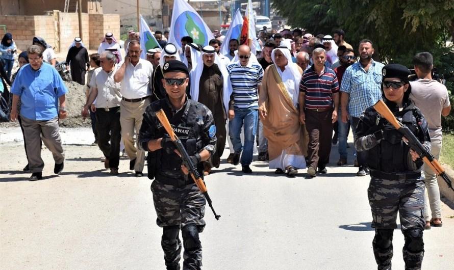 عشائر سورية يطالبون بحظر جوي لحمايتهم من تهديدات تركيا