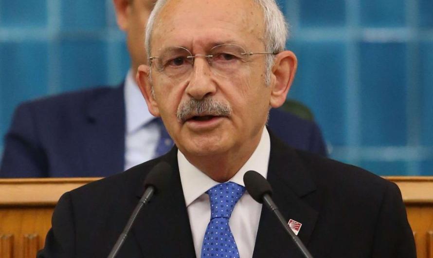 زعيم المعارضة التركية يدعو أردوغان إلى التخلي عن الإخوان….والمعارضة السورية تتهمه بالخيانة