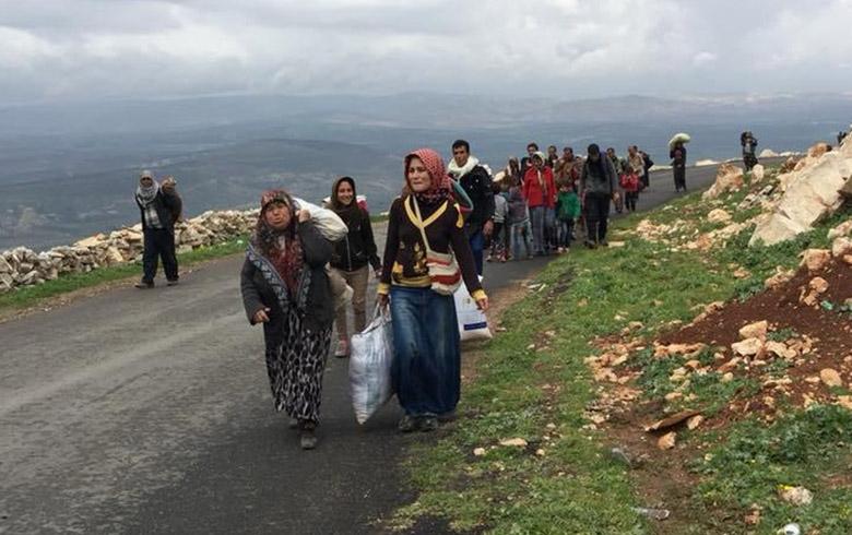 دراسة… لا شيء ملكنا بعد الآن' – انتهاكات حقوق السكن والأرض والملكية في عفرين السورية'