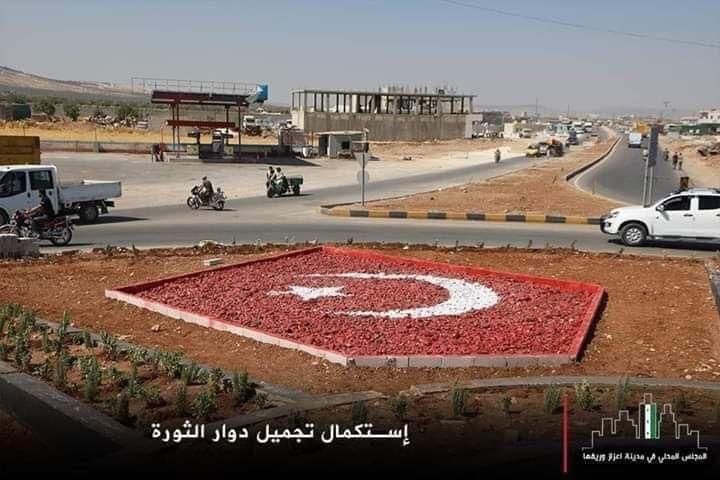 """مظاهر جديدة من """"التتريك"""" شمال سوريا"""