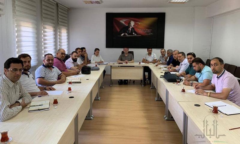 تركيا توسع نطاق بيع الكهرباء لتشمل مدينة الباب السورية