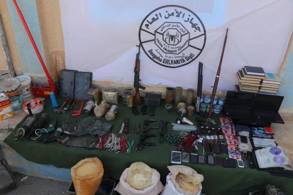 داعش يصعد هجماته في ريف دير الزور : ثلاث اغتيالات في يوم