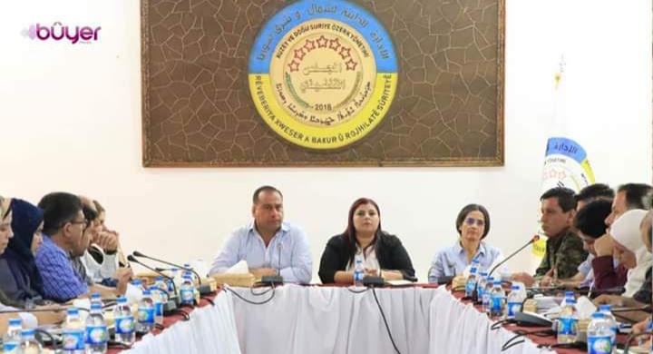 الأكراد يتعهدون بالتصدي لأي عملية عسكرية تركية شرق الفرات