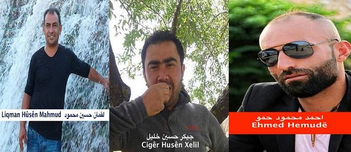 فصائل المعارضة الموالة لانقرة تشن حملة اعتقالات عشوائية في عفرين والباب وجرابلس