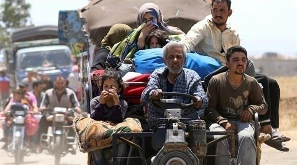 شاهد ما فعله سوريون موالون لتركيا وخان شيخون تسقط!