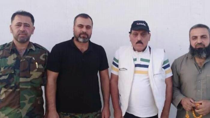 """فصيل مسلح يعتقل 5 من عناصره بتهمة الإساءة لـ """"أبو عمشة"""""""