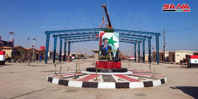 سوريا والعراق يعيدان فتح معبر البوكمال – القائم الحدودي