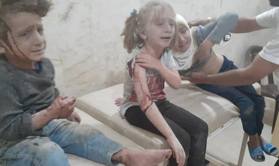اليوم العالمي للطفل…تركيا وفصائل المعارضة تسببت في مقتل واصابة 341 طفلا واعتقلت 108