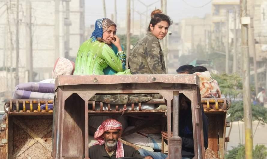 الإدارة الذاتية: تركيا تقوم بتغيير ديموغرافي ممنهج شمال سوريا