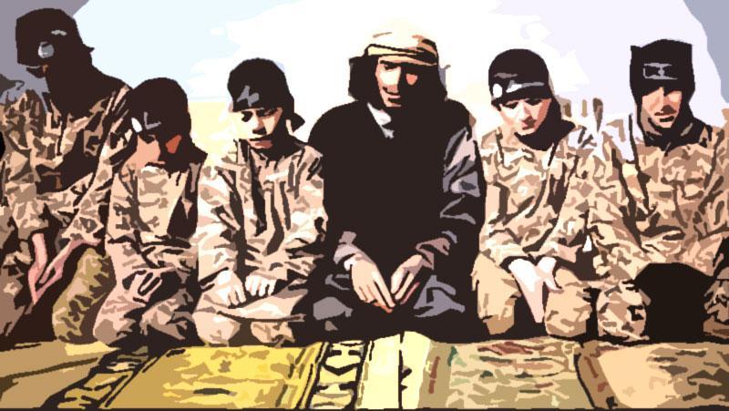 ابن عمر الروسي.. جهاديوا داعش في المنطقة الآمنة لتركيا غرب الفرات