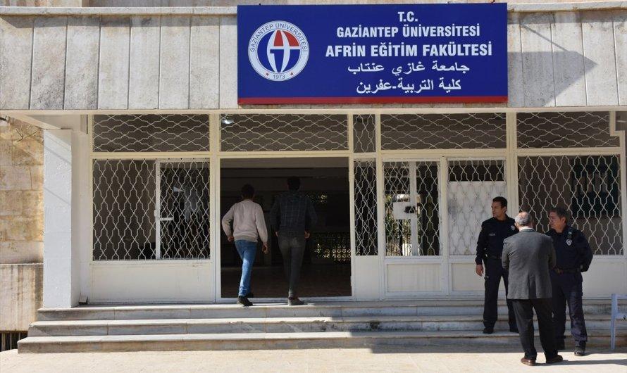 """لترسيخ """"الاحتلال"""" تركيا تفتتح المزيد من الكليات في المدن شمال سوريا"""