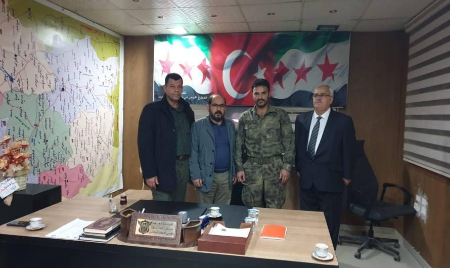 مسلحون مدعومون من تركيا يطلبون فدية مقدارها نص مليون دولار للإفراج عن مختطف في عفرين