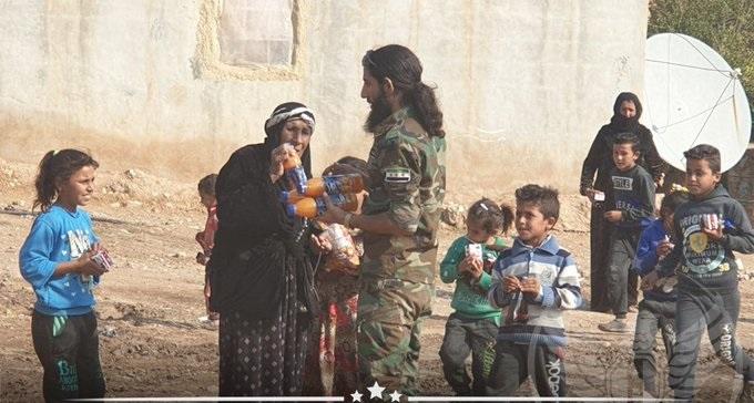 """تمهيد لاطلاق سراحهم مقابل """"فدية""""..تركيا تنقل العشرات من معتقلي داعش من تل ابيض إلى جرابلس"""