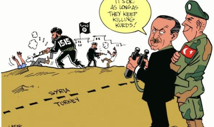 البنتاغون: الهجوم التركي أنعش آمال داعش