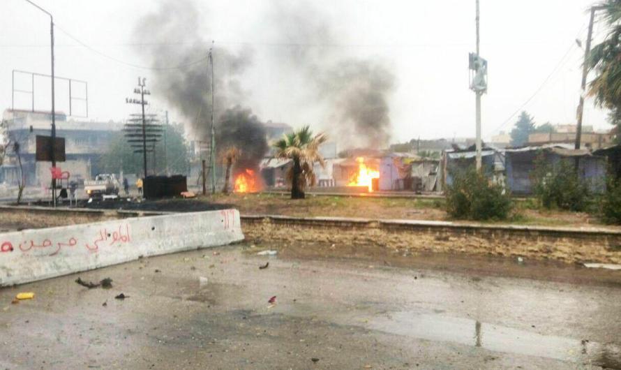 انفجار في رأس العين….القوات التركية تفشل مُجدّداً في توفير الحماية للمدنيين في شمال سوريا