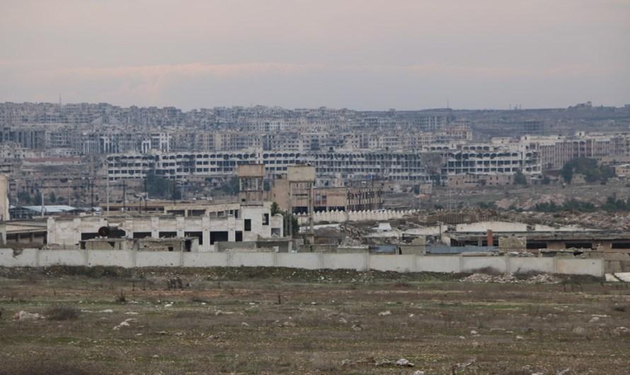 مقتل خمسة مدنيين بينهم طفلان في قصف تركي استهدف مدينة حلب