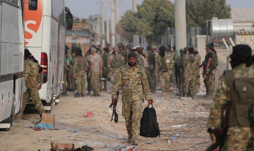 مقتل قيادي في الجيش الوطني المدعوم من تركيا بعبوة ناسفة