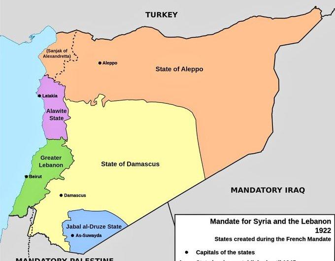 لواء إسكندرون ….المقاطعة السورية المسروقة