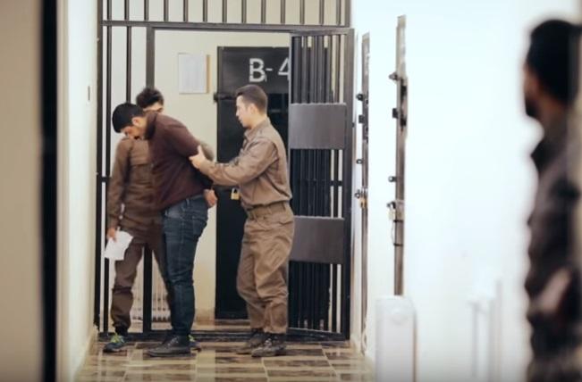 المحتجزون أكثر عرضة لمخاطر فيروس كورونا في سجون المعارضة السورية المدعومة من تركيا شمال سوريا