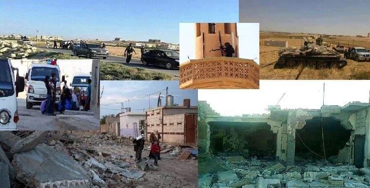 """تقرير خاص يغطي الأحداث والانتهاكات التي شهدتها مدينة """"تل أبيض """" تموز / يوليو 2013"""