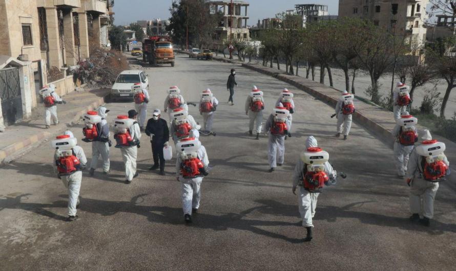 لماذا يجب أن تشدد القوى المسيطرة على شمال سوريا من إجراءات الو قائية ضد كورونا؟