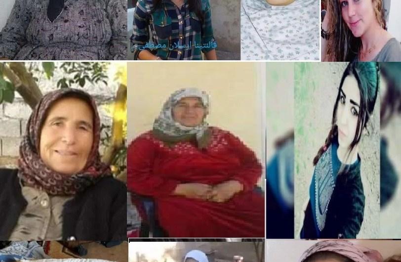 الميليشيات الموالية لتركيا تواصل اعتقال أكثر من (130) امرأة في عفرين