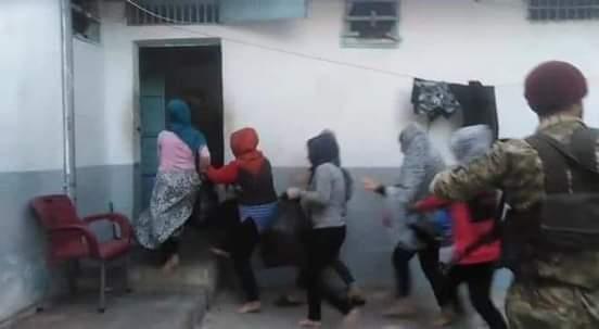 """بعد 4 أشهر …مصير مجهول للنساء والأطفال التي عُثر عليهم في سجن """"الحمزات"""" في مدينة عفرين"""
