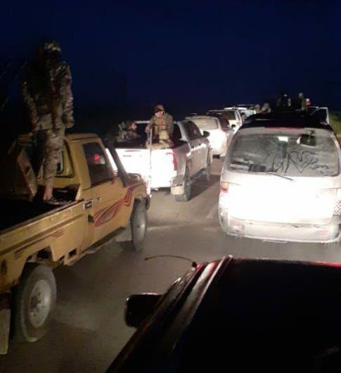 استمرار التصعيد في جرابلس بعد اشتباكات استمرت طيلة الليل بين الفصائل الموالية لتركيا