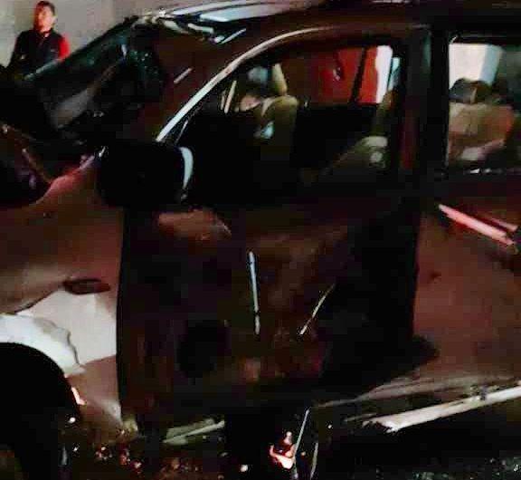 انفجار عبوة ناسفة بشيارة أحد قادة الجيش الوطني الموالي لتركيا في مدينة جرابلس