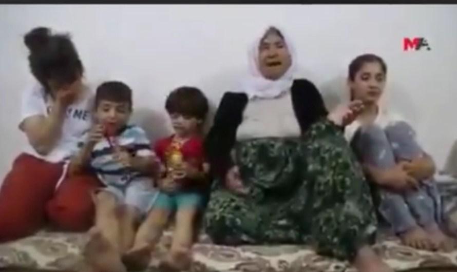 اعتقلتهم تركيا منذ خمس سنوات لأنّهم أسعفوا جرحى قاتلوا ضد داعش … أم تناشد لاطلاق سراح ابنها وزوجها