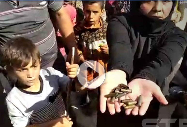 الشرطة العسكرية تقتحم مخيمًا للنازحين باعزاز.. وتعتدي على النساء بالرصاص والضرب
