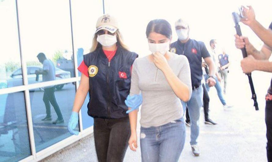 بيان : عائلة داليا مسلم تنفي كل مزاعم السلطات التركية وتتخوف على مصير ابنتهم