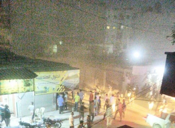 إصابات في انفجار عبوة ناسفة في مدينة عفرين بريف حلب