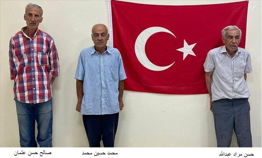 تركيا تبرر اعتقال 3 مسنين في عفرين بحادثة تمت قبل 30 عام