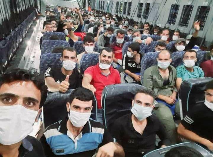 """بالأرقام تفاصيل نقل تركيا لمرتزقة """"سوريين"""" إلى اذربيجان"""