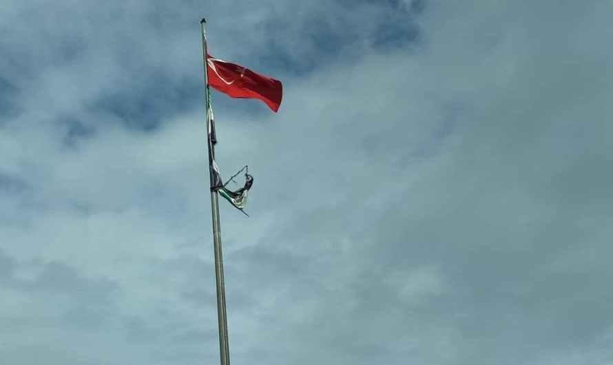 تتريك المدن السورية  : المزيد من الأعلام والشعارات التركية والكثير من صور أردوغان