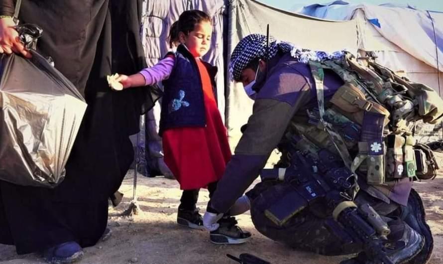 بيان : قوى الأمن الداخلي تعلن نهاية المرحلة الأولى من حملتها في الهول .. اعتقال 125 من الموالين لداعش بينهم 20 قياديا