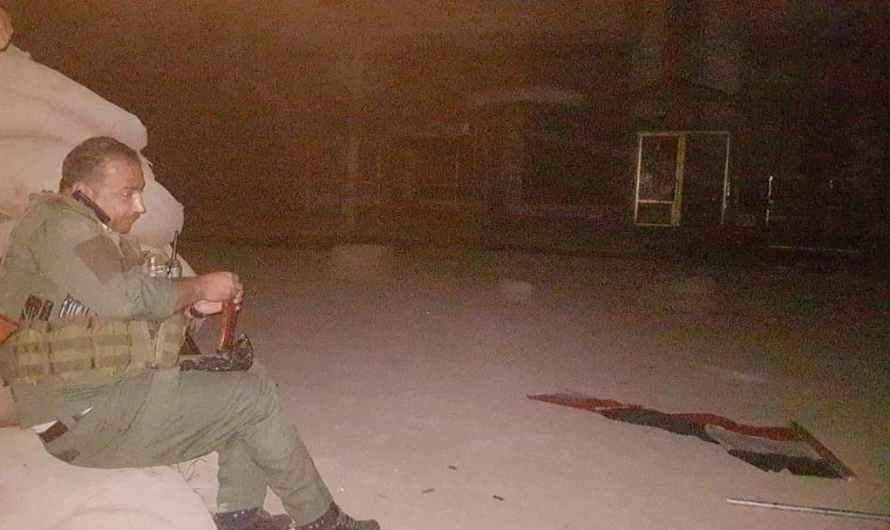 اغتيال شيخ عشيرة في القامشلي بعد لحظات من خروجه من اجتماع تهدئة في المدينة