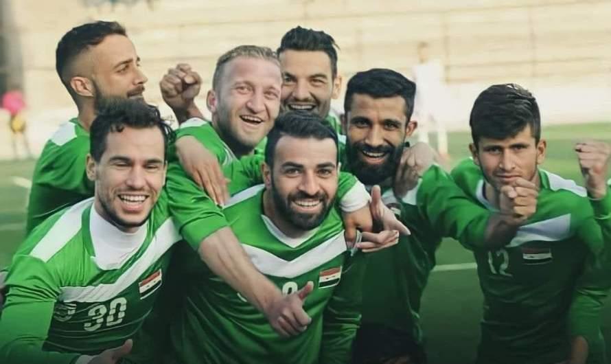 شردتهم تركيا من منازلهم وهجرتهم من مدينتهم .. تعرف على قصة نادي عفرين الذين وصل إلى الدوري السوري الممتاز