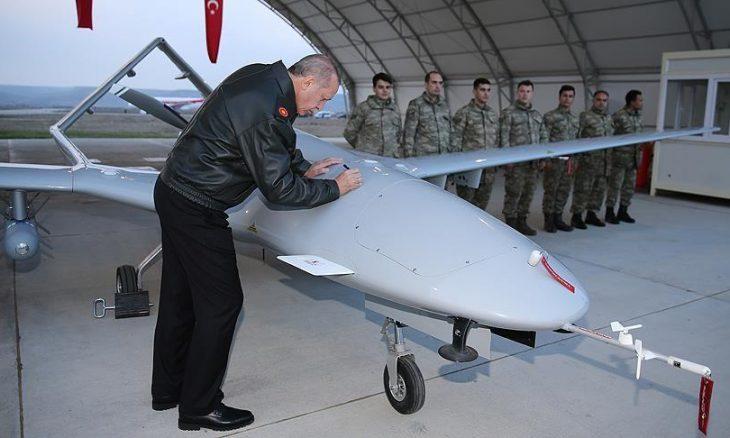 الأمم المتحدة تحذر من الطائرات المسيرة التركية : تهاجم البشر من تلقاء ذاتها